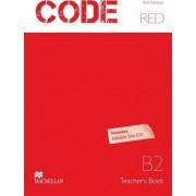 Code Red B2 Teacher's Book by Stuart Cochrane