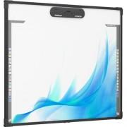 Tabla / Ecran interactiv Hitachi StarBoard FX-TRIO-77E, Suprafata Aluminiu, Multi-Touch