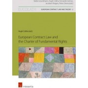 European Contract Law and the Charter of Fundamental Rights by Hugh Collins