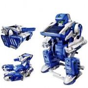 3 in 1 Solar Power Enjoyable Robot Scorpion Tank Educational Learning Toy for Kids