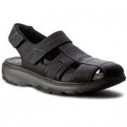 Сандали CLARKS - Raffe Bay 261150817 Black Leather