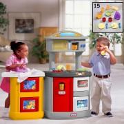 Little Tikes Lavanderia e cozinha infantil