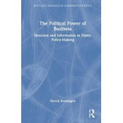 The Political Power of Business by Patrick Bernhagen