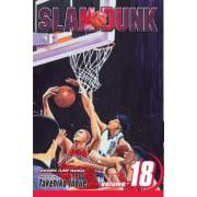 Slam Dunk, Vol. 18 by Takehiko Inoue