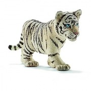 Schleich Tiger Toy Figure White