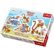 Trefl - Puzzle Winnie The Pooh de 1 piezas (TR36036)