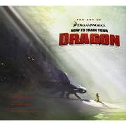 ZARNEKE MILLER Art Of How To Train Your Dragon HC (How to Train Your Dragon Film)