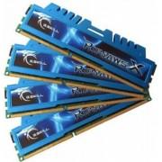 G.Skill 32 GB DDR3-RAM - 1866MHz - (F3-19200CL10Q-32GBZL) G.Skill RipjawsX-Series Kit CL10