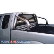 SPORT BAR INOX EGR ISUZU D-MAX - accessoires 4X4 marina