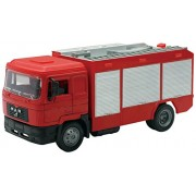 NEWRAY 15501 - Utility Trucks Man F2000 Fire Engine, Scala 1:43, Die Cast