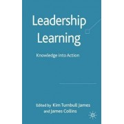 Leadership Learning by Kim Turnball James