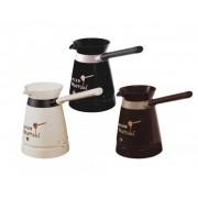 Кафемашина шварц Singer Meraki, 800 W, 4 чаши, Черна, Кафява или Бежова