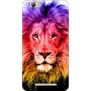 Go Hooked LAVA A97 Printed Soft Silicone Mobile Back Cover