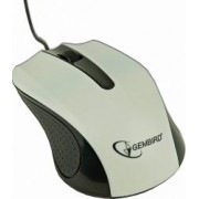 Mouse optic Gembird MUS-101-W White
