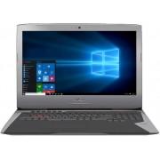 "Laptop Gaming ASUS ROG G752VT-GC078T (Procesor Intel® Quad-Core™ i7-6700HQ (6M Cache, up to 3.50 GHz), 17.3""FHD, 16GB, 1TB @7200 rpm + 128GB SSD, nVidia GeForce GTX 970M@3GB, USB C, Tastatura iluminata, Wireless AC, Windows 10 Home)"