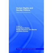 Human Rights and Gender Politics by Anne-Marie Hilsdon