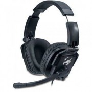 Casti Genius Over-Head HS-G550V Lychas GX-Series Black