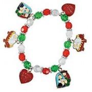 Christmas Bracelet Craft Kit, Dozen, Gods Greatest Gift Bracelets