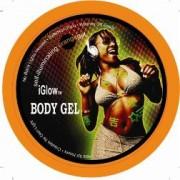 iGlow ARANCIO - Pittura vernice per il corpo Fluorescente body paint