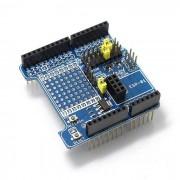 Tarjeta de Expansion Duinopeak ESP8266 Wi-Fi para Arduino - Azul