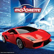 Majorette Super Racer Cushion - 1417 inch (Multicolor)