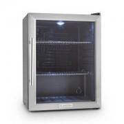 KLARSTEIN BEERSAFE XL компактен хладилник 65 литра клас B стъклена врата