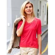 Walbusch Schmeichel-Shirt Rot 50