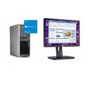 Sistem BASIC! HP XW4600, Monitor LCD 19 inch Dell E1913Sf