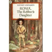 Ronia the Robber's Daughter by Astrid Lindgren