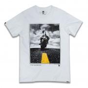 Camiseta Foto Piloto Branco