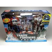 Transformers Prime First Edition - Entertainment Pack - Optimus Vs Megatron
