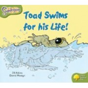Oxford Reading Tree: Level 7: Snapdragons: Toad Swims for His Life by Jill Atkins