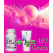 Super promotie Calivita:1 Vein Protex + 1 Vein Care