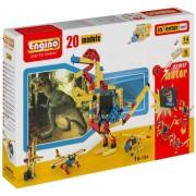Engino 20 Model Set with Motor