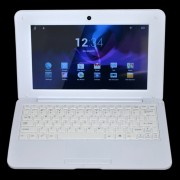 "710F 10.1"" Dual Core Android 4.2 Netbook w/ 8GB ROM"