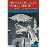 Private Security, Public Order by Simon Chesterman