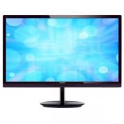 "Monitor LED MVA, 28"""", Full HD, negru, PHILIPS 284E5QHAD/00"