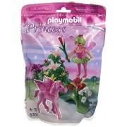 Playmobil Hadas - Figura de primavera con bebé Pegaso (5351)