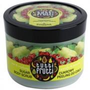 Farmona Tutti Frutti Pear & Cranberry peeling de açúcar para corpo 300 g