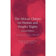 The African Charter on Human and Peoples' Rights by Malcolm Evans