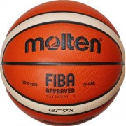 molten Basketball BGF7X - Orange/Ivory | 6
