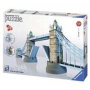 Puzzle 3D Ravensburger London Tower Bridge Building 216 Pieces