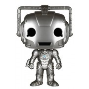 Funko - Figurina Doctor Who - Cyberman Pop 10Cm - 0849803046316
