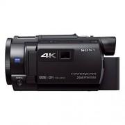 Sony FDR-AXP33 Caméscope 4K Zoom Optique 10 x 8 Mpi avec projecteur intégré