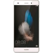 "Telefon Mobil Huawei P8 Lite, Procesor Octa-Core 1.2GHz, IPS LCD Capacitive touchscreen 5"", 2GB RAM, 16GB Flash, 13MP, Wi-Fi, 4G, Dual Sim, Android (Auriu) + Cartela SIM Orange PrePay, 6 euro credit, 4 GB internet 4G, 2,000 minute nationale si internation"