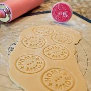 """Timbro per biscotti """"Home Made"""""""