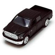 Dodge Ram 1500 Pickup Truck Black - Jada Toys Just Trucks 97015 - 1/32 scale Diecast Model Toy Car