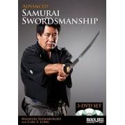 Masayuki Shimabukuro Advanced Samurai Swordsmanship: Expert Development of Footwork, Agility and Body Movement