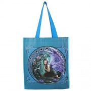 Jones Home and Gift Anne Stokes Naiadi Shopping Bag, Multicolore
