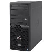 Server Fujitsu Primergy TX1310 M1 (Procesor Intel® Pentium® G3420 (3M Cache, 3.20 GHz), 1x4GB, HDD 1x1TB @7200rpm, SATA, 250W PSU) + Lantisor placat cu aur si argint cu 2 pandantive in forma de disc (cu o steluta decupata in mijloc)